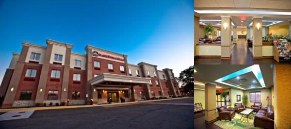 Best Western Plus Olathe Hotel photo collage