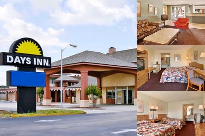 Days Inn St. Augustine West photo collage