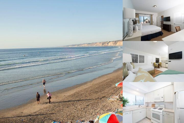 La Jolla Beach & Tennis Club Resort photo collage