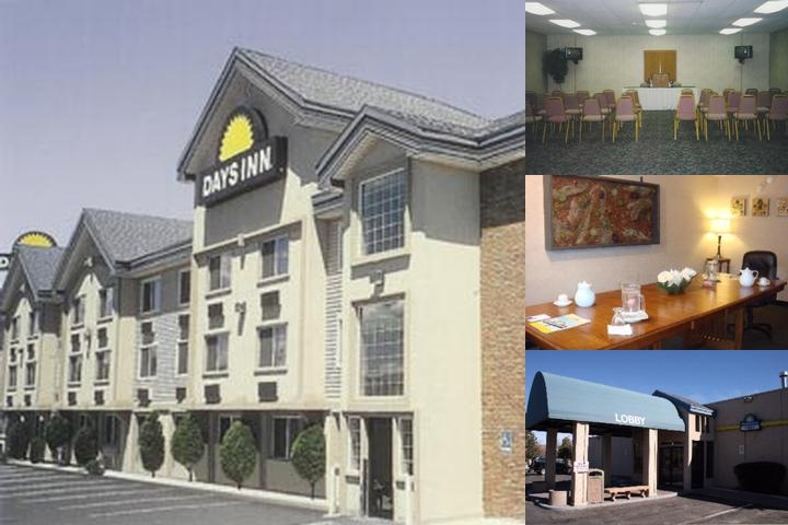 Days Inn Golden photo collage