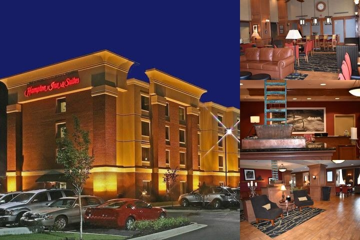 Hampton Inn & Suites Murfreesboro photo collage