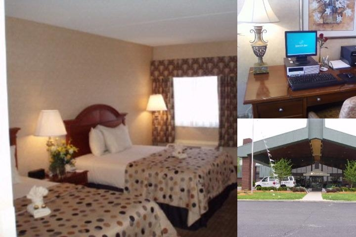 Jameson Inn Indy West photo collage