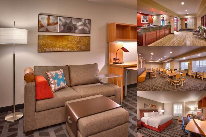 Towneplace Suites Marriott Boise West / Meridian photo collage