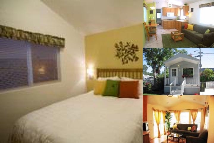 Arden Acres Executive Cottages Hotel photo collage