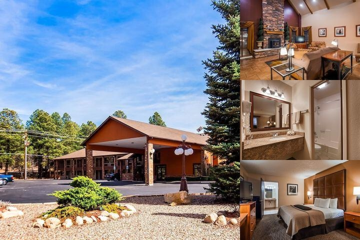 Best Western Inn of Pinetop photo collage