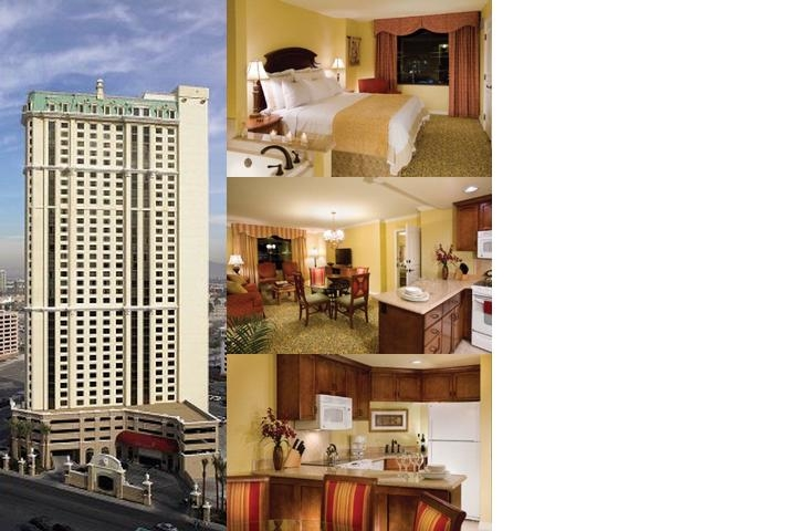Marriott Grand Chateau photo collage