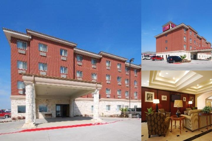 Comfort Suites Grand Prairie photo collage