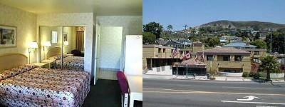 Art Hotel Laguna Beach photo collage