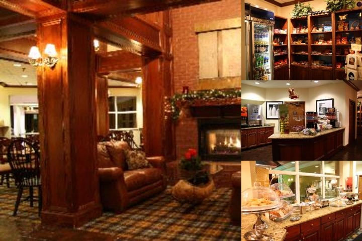 Hampton Inn & Suites on the Parkway photo collage