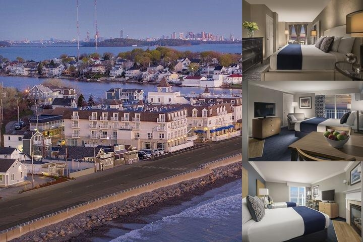 Nantasket Beach Resort & Conference Center photo collage