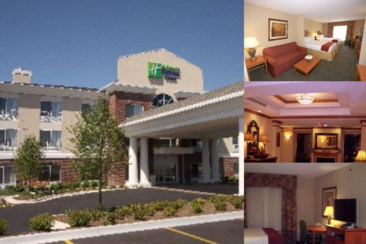 Holiday Inn Express & Suites Lake Zurich photo collage
