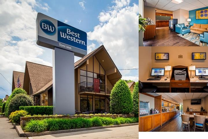 Best Western Toni Inn photo collage