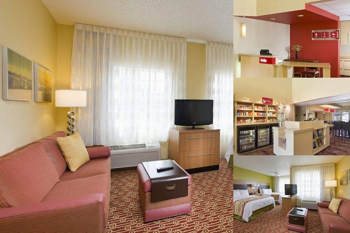Marriott Towneplace Suites Bedford Texas photo collage