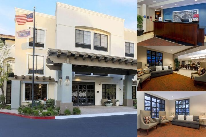 Hampton Inn Santa Barbara / Goleta photo collage