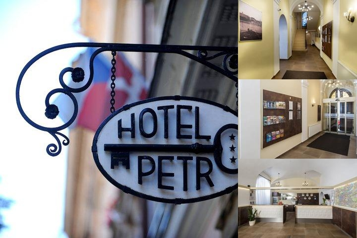 Hotel Petr photo collage