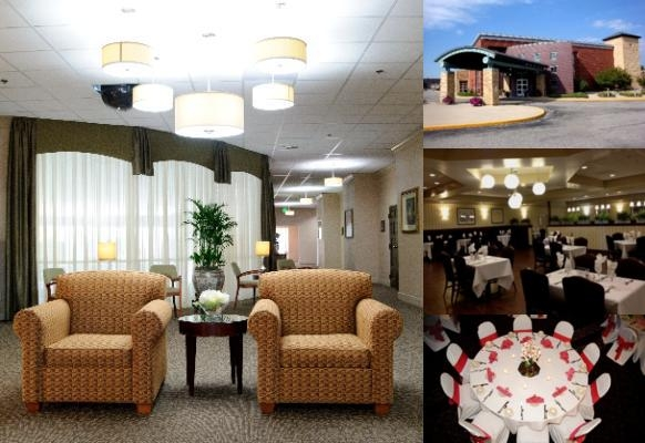The Marten House Hotel & Lilly Conference Center photo collage