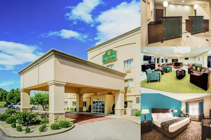 La Quinta Inn & Suites Evansville photo collage