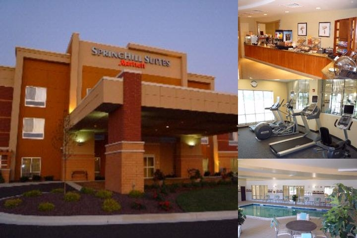 Springhill Suites Marriott Midland photo collage