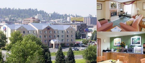 Fairfield Inn by Marriott Spokane photo collage