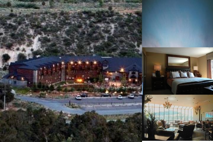 The Resort on Mount Charleston photo collage