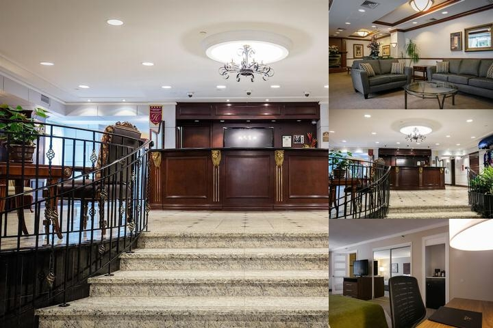 Best Western Ville Marie Montreal Hotel & Suites photo collage