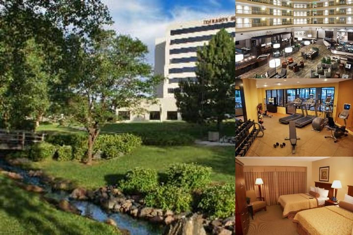 Embassy Suites Dtc photo collage