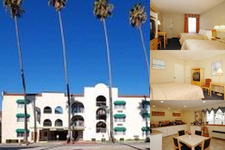Comfort Inn Santa Monica photo collage