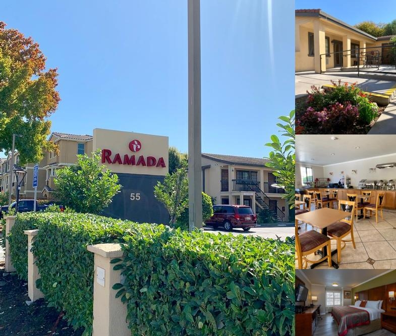 Ramada Mountain View photo collage