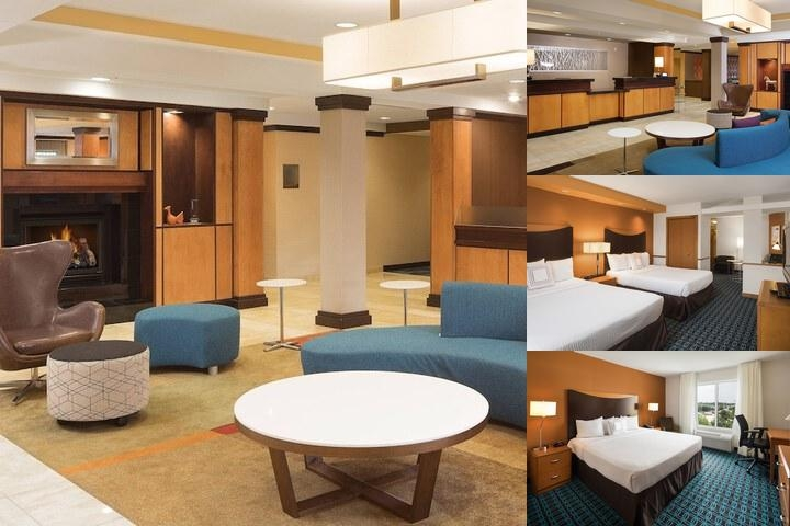 Fairfield Inn & Suites by Marriott Conway Ar photo collage