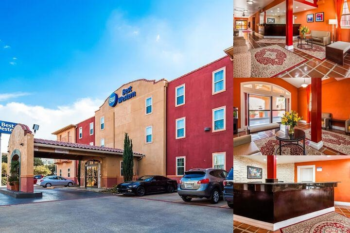 Best Western Market Center photo collage