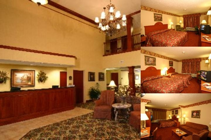 Best Western Strawberry Inn & Suites photo collage