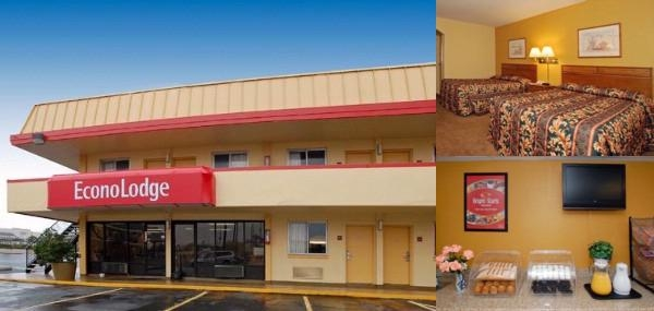 Econo Lodge Central photo collage