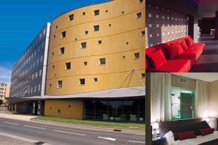 Hotel Onlysuites Cdg photo collage