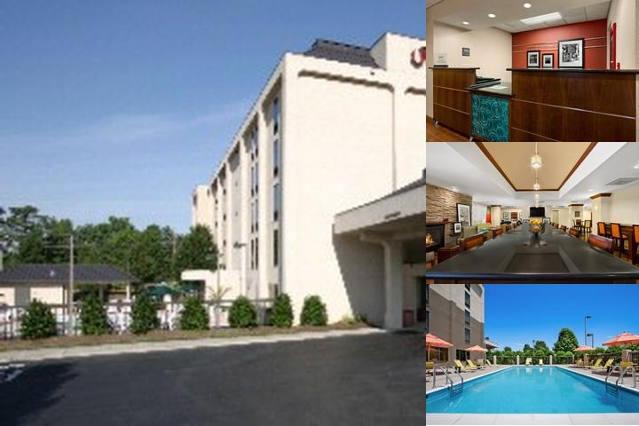 Hampton Inn Lexington Park photo collage
