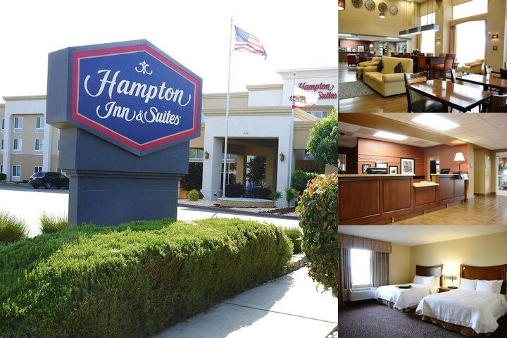 Hampton Inn & Suites Red Bluff photo collage