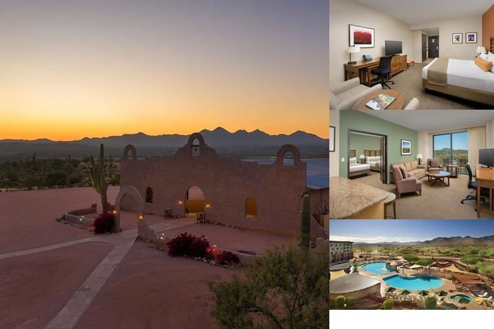 Radisson Fort Mcdowell Resort & Casino photo collage