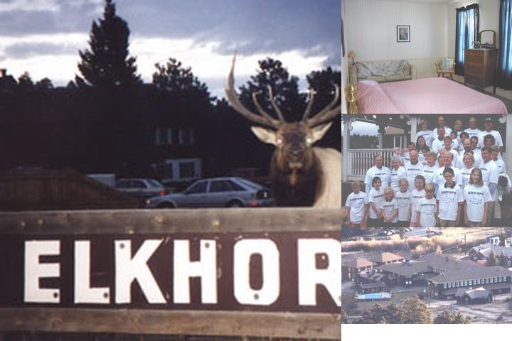 The Elkhorn Lodge photo collage