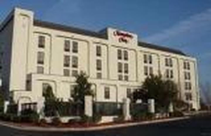 Hampton Inn Concord / Kannapolis photo collage
