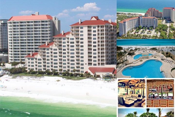 Tops'l Beach & Racquet Resort by Wyndham Vacation photo collage