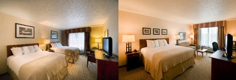 Holiday Inn Ft. Wayne Ipfw & Coliseum photo collage