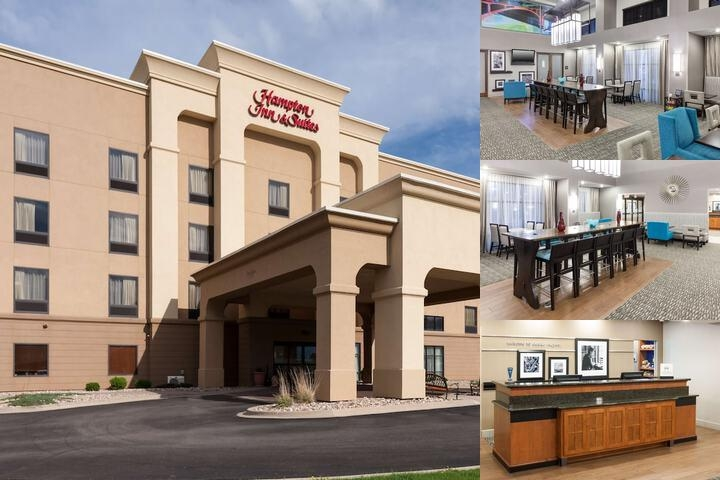 Hampton Inn & Suites Cedar Rapids North photo collage