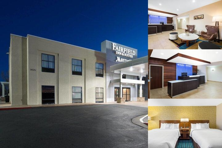 Fairfield Inn & Suites by Marriott Santa Fe photo collage