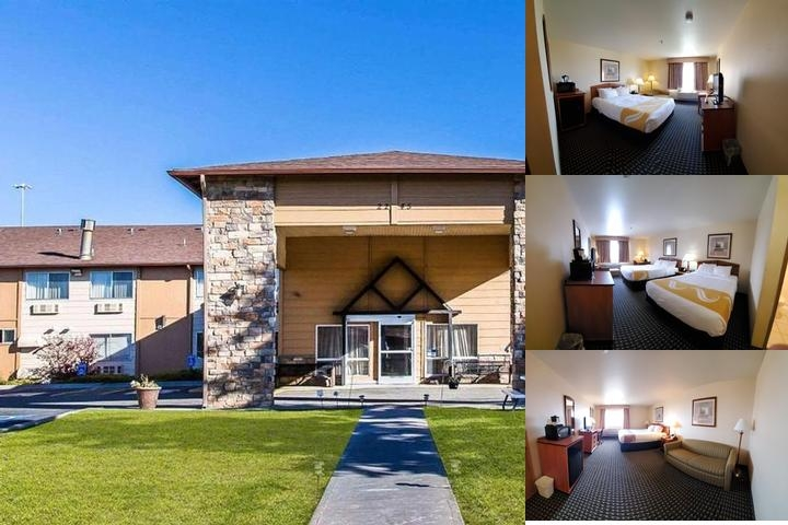 Quality Inn Cheyenne photo collage