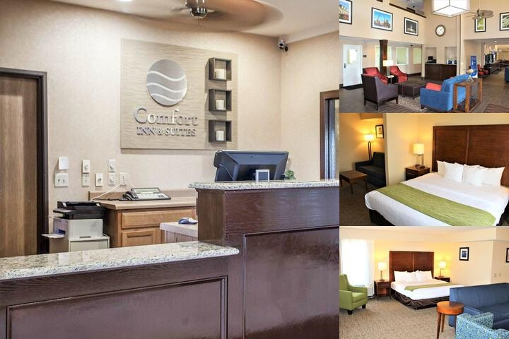 Comfort Inn & Suites Chesterfield Mo photo collage