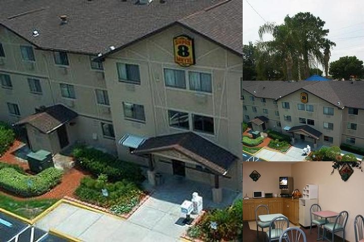 Super 8 Motel Clw / St. Pete Airport photo collage