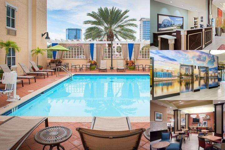 Hampton Inn & Suites Downtown / St. Petersburg photo collage
