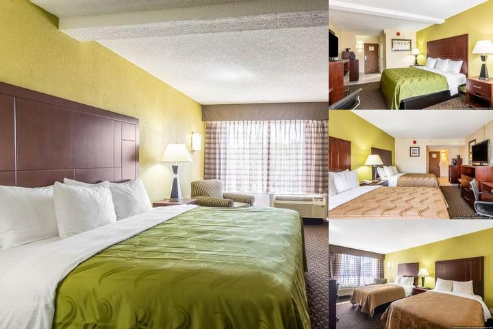 Quality Inn Central photo collage
