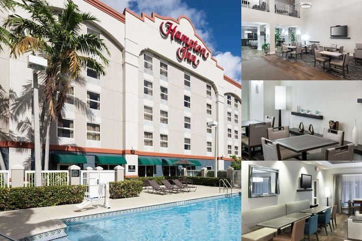 Hampton Inn Ft. Lauderdale Airport North Cruise Port photo collage
