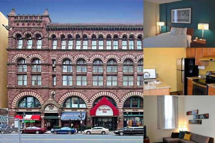 Marriott Residence Inn Downtown Hartford photo collage