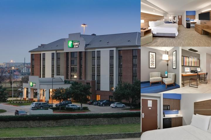 Holiday Inn Express & Suites Irving Convention Cen photo collage